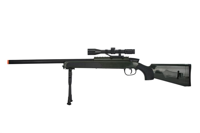 Airsoft MK51 Bolt Action Sniper Rifle