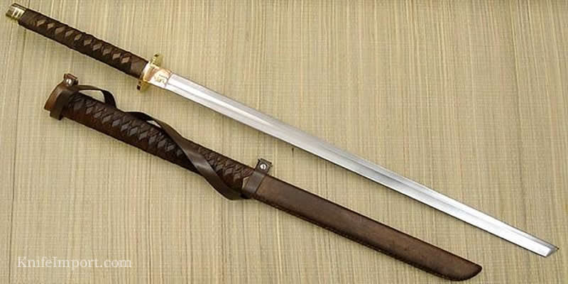 Japanese Swords for Sale - Knife Import