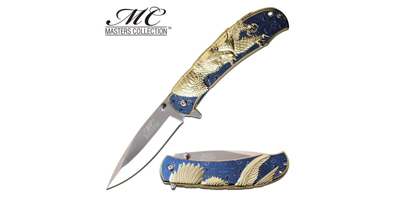 MC Assisted Opening Pocket Knife