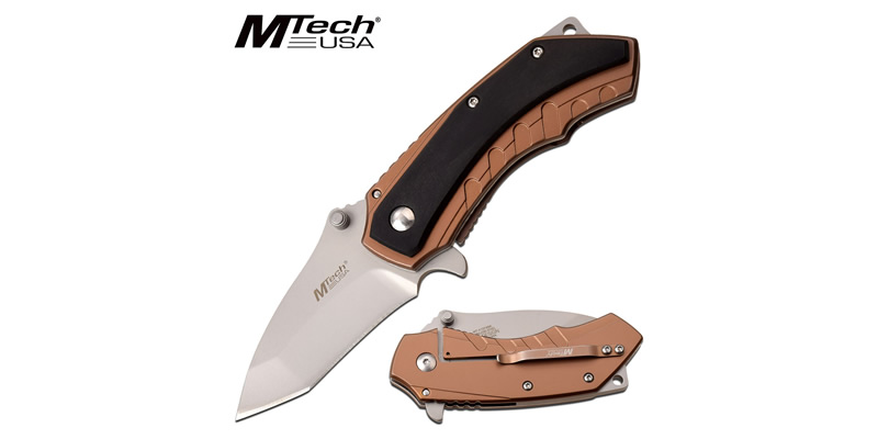 Mtech Knife Spring Assisted Pocket Knife