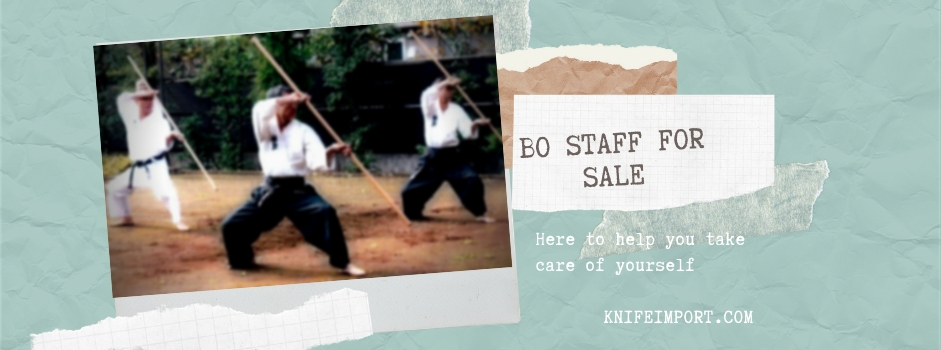 Bo Staff for Sale