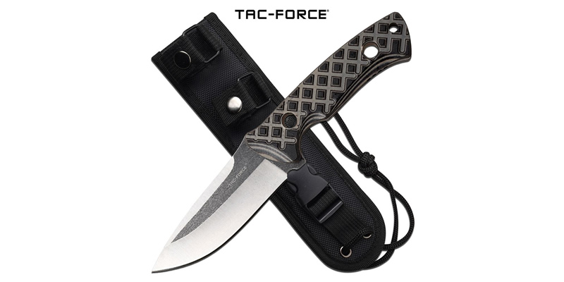 Tac Force Full Tang Knife Outdoor Survival Knife