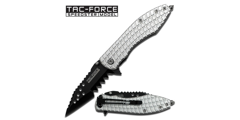 Tac-Force Spring Assisted Opening Pocket Knife