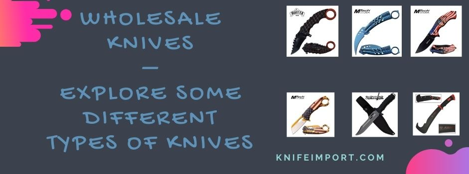 Wholesale Knives