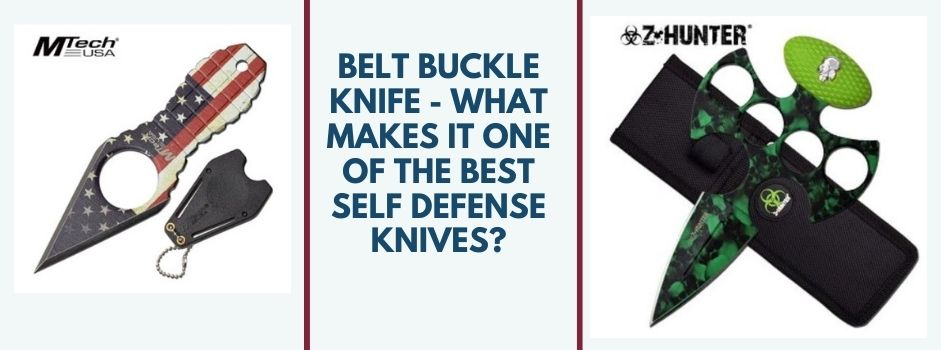 Self Defense Knives