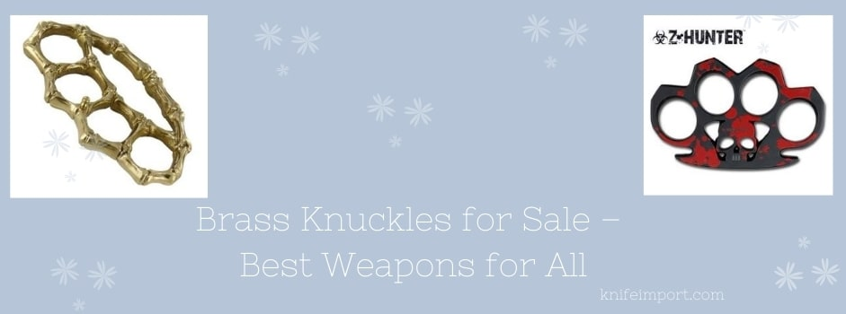 Brass Knuckles for Sale