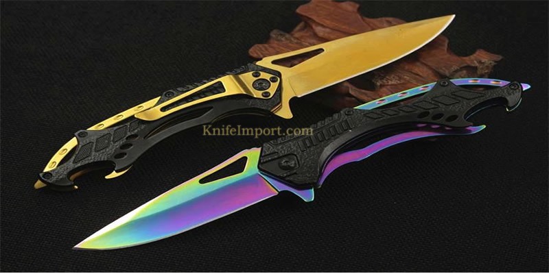 Pocket Knives - Knife Import