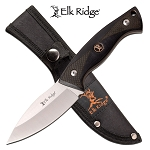 Hunting Knife Full Tang Fixed Blade Knife Black Pakkawood Handle