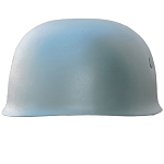 German WWII Paratrooper Steel Helmet