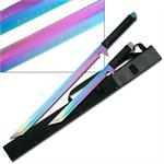 Rainbow Twin Ninja Sword Set
