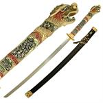 Third Generation Highlander Connor MacLeod Katana Sword