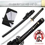 The Last Samurai Captain Nathan Algren's Hand Forged Carbon Steel Katana