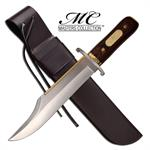 17 Inch Big Bad Hunting Fixed Blade Bowie Knife