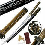 41 Inch HRC55 Samurai Exclusive Katana Hand Forged