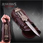 Officially Licensed Assassin's Creed Hidden Blade of Aguilar Gauntlet - Left