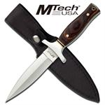 9 Inch Mtech USA Fixed Blade Knife Boot Dagger Knife