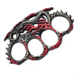 Red Dragon Zinc Aluminum Hand Knuckle
