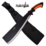 Outdoor Survival 20 Inch Fixed Blade Machete Knife