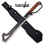 Survivor 25 Inch Full Tang Machete