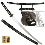 Last Samurai Sword - Compassion Courtesy Sincerity