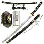 Bride's Samurai Katana Sword From Kill Bill Movie