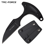Push Dagger Tac Force Self Defense Weapons Black G10 Handle