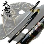 Ten Ryu Handmade Functional Samurai Sword