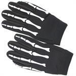 Death Reaper Mechanic Biker Costume XL Work Gloves