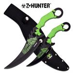 Z-Hunter 13.5 Inch Overall Length Fixed Blade Zombie Hunting Knife