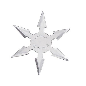 Six Arrow Ninja Throwing Star