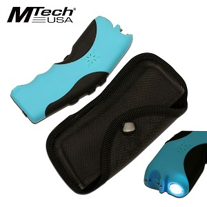 MTech 3.8 Million Volt Rechargeable Self Defense Stun Gun