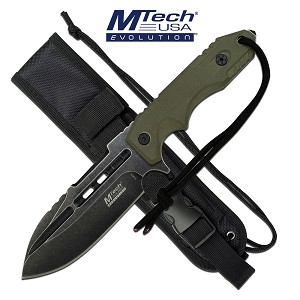 Mtech Evolution 9 Inch Fixed Blade Knife