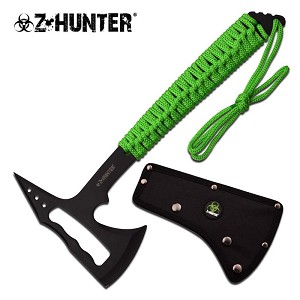 Z Hunter 13.8 Inch Tactical Zombie Killing Axe